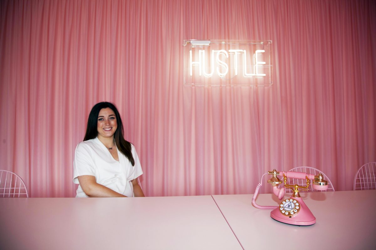 Missguided UK Headquarters with Sarah Lynch