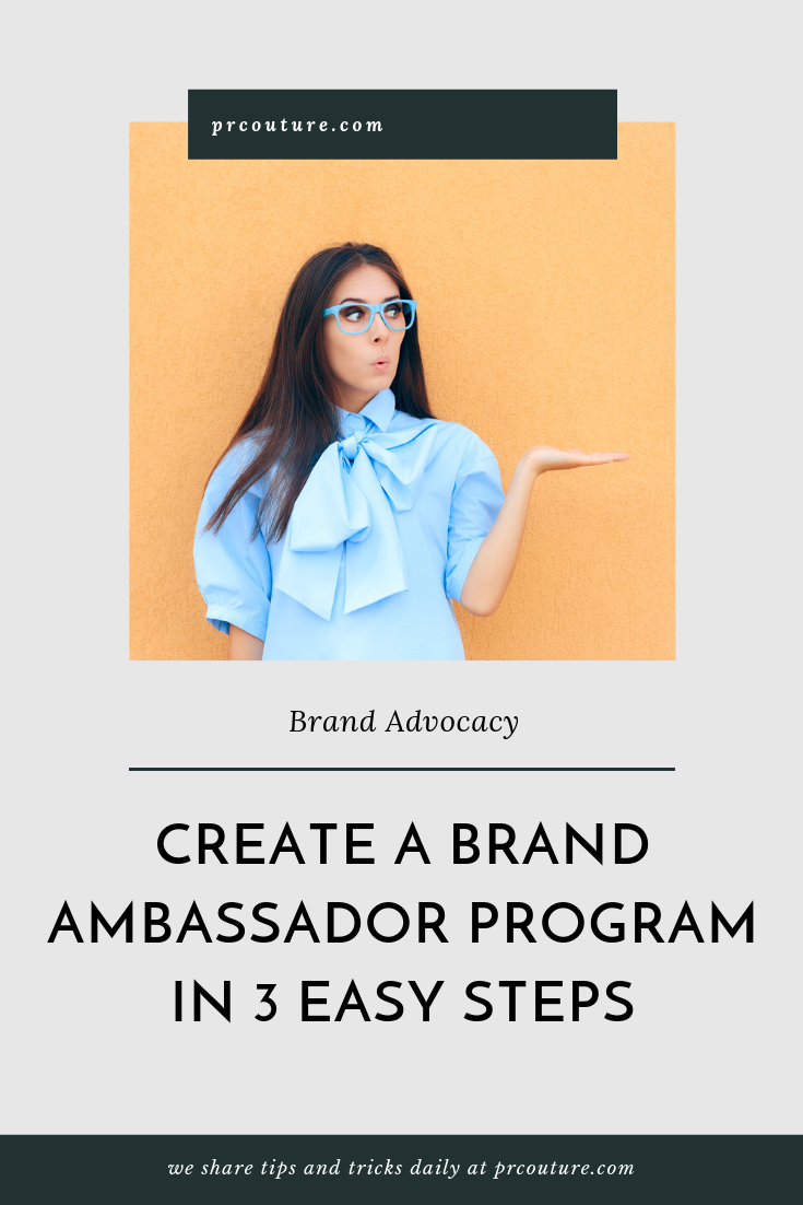 A brand ambassador program is a powerful way to harness customer and audience enthusiasm for company awareness, growth and sales. Here\'s how to do it.