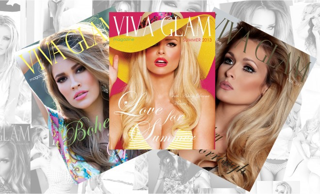 Viva Glam Magazine Publicity Press