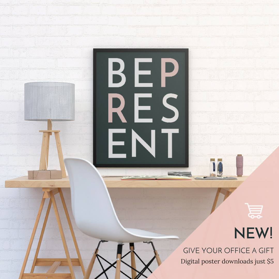 be-present-ad
