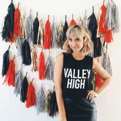 Chanelle Laurence,Co-founder/Creative Director, of Valley High