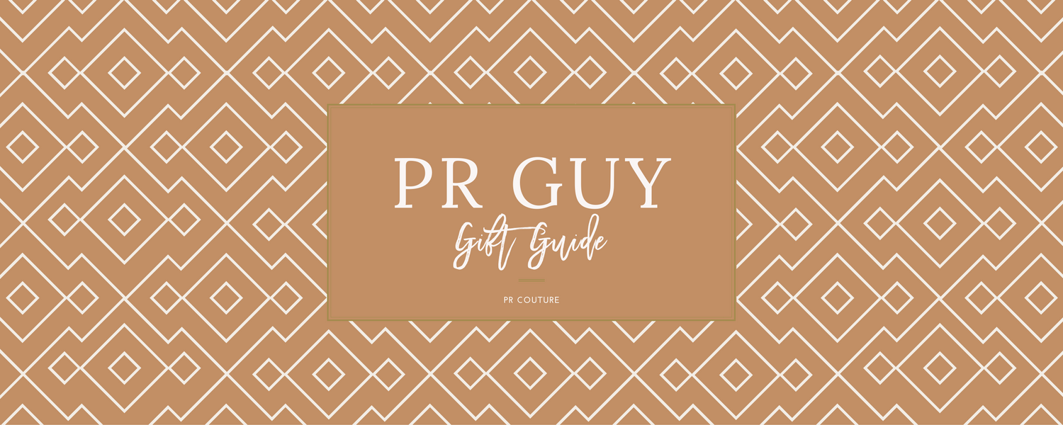 Holiday Gift Guide for PR Guys PR Professionals PR Dudes