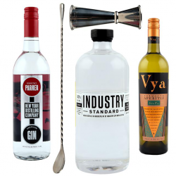 The Martini Kit curated gift bag from Mouth