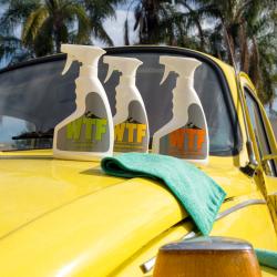 WTF Toxin Free Car Wash Supplies