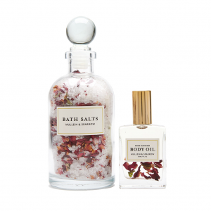 Mullein & Sparrow Rose Gift Set, PR Babe Gift Guide