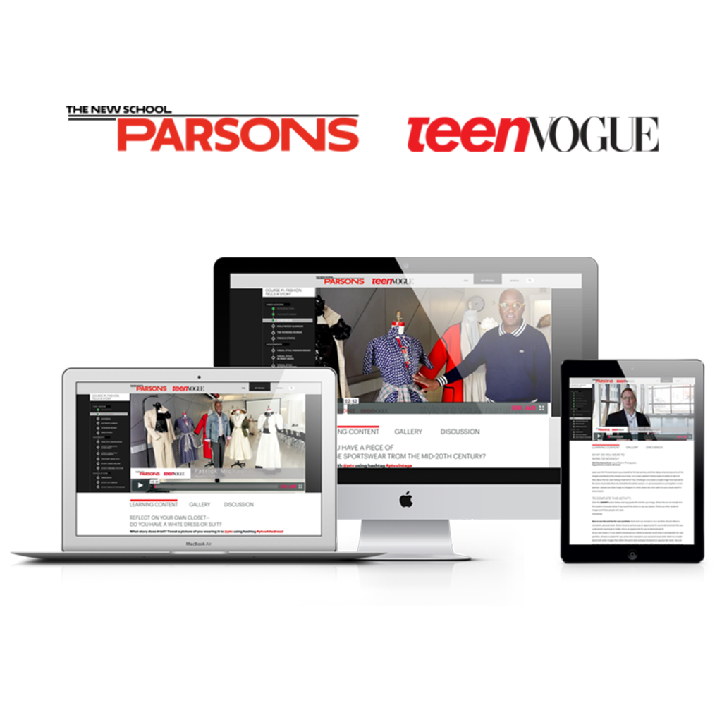 Teen Vogue/Parsons PR Couture Partner Gift Guide
