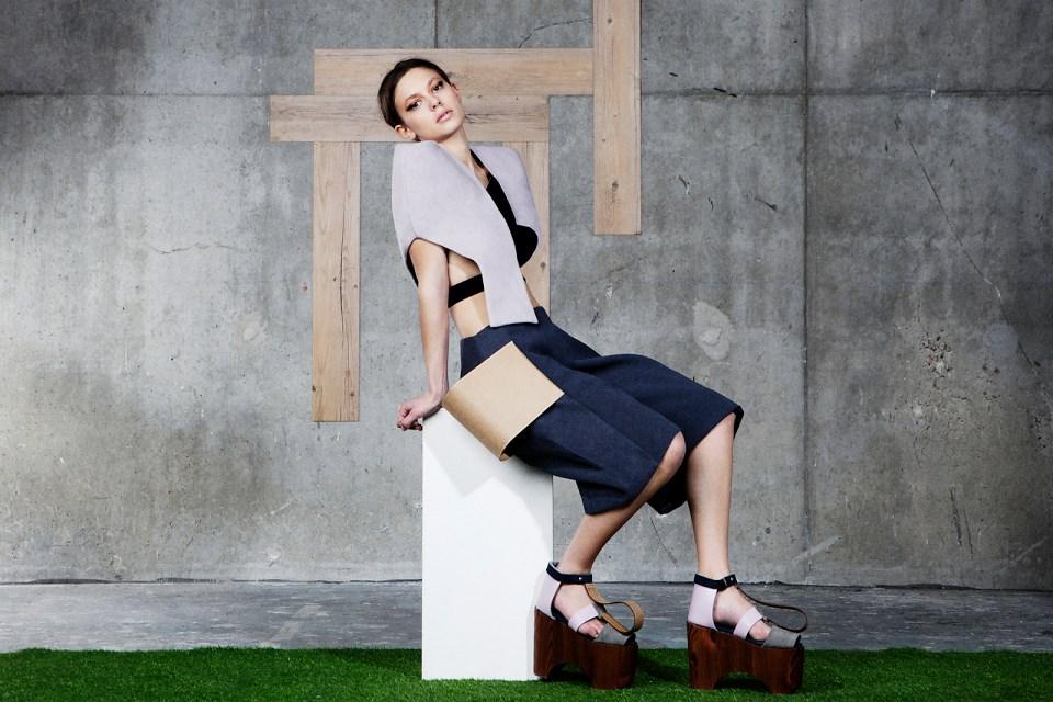 Chinese Fashion Market Emerging Designers Shop Sales