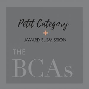 BCA Award Products(1)