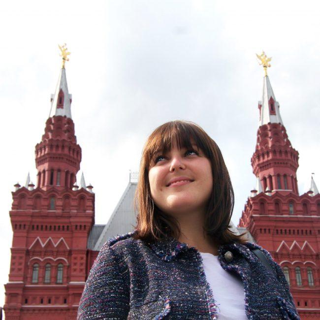 Alexandra Drobysheva from HINT PR