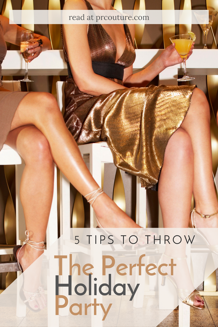 Litzky PR shares 5 fun tips and tricks on throwing the perfect holiday party for your agency.