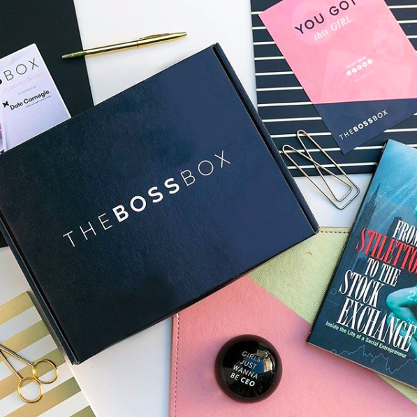 The Boss Box - Holiday Gift Guide 2017