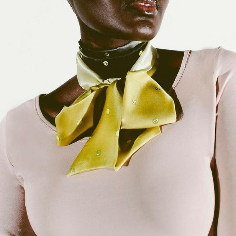 Beyonce scarf andieanderin