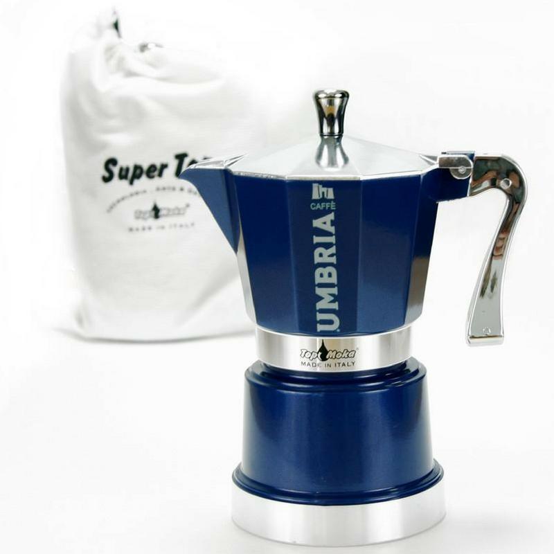 Caffe Umbria Moka Pot