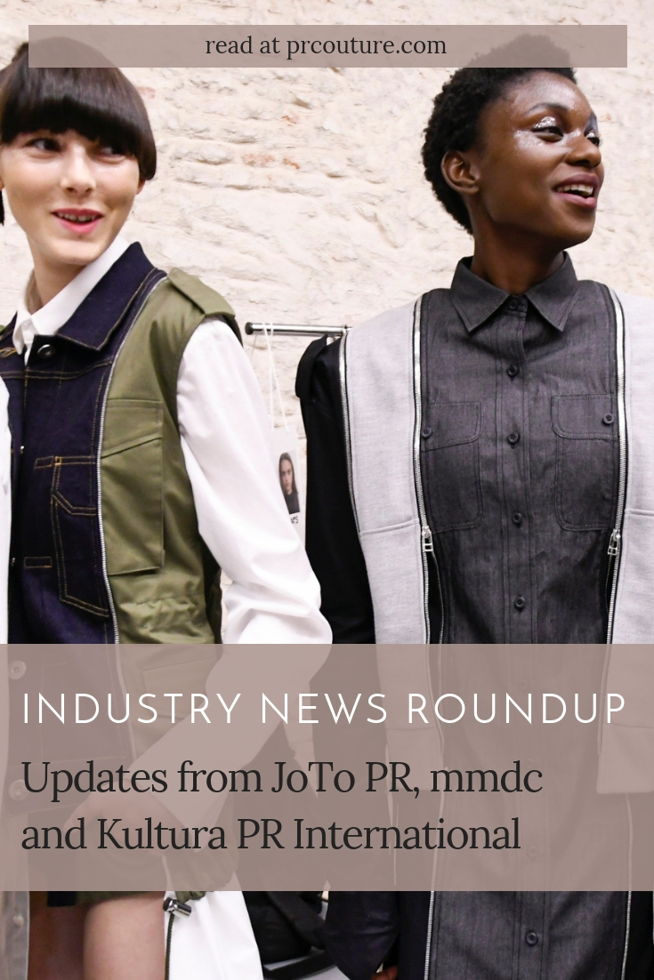 Get the latest in industry news updates
