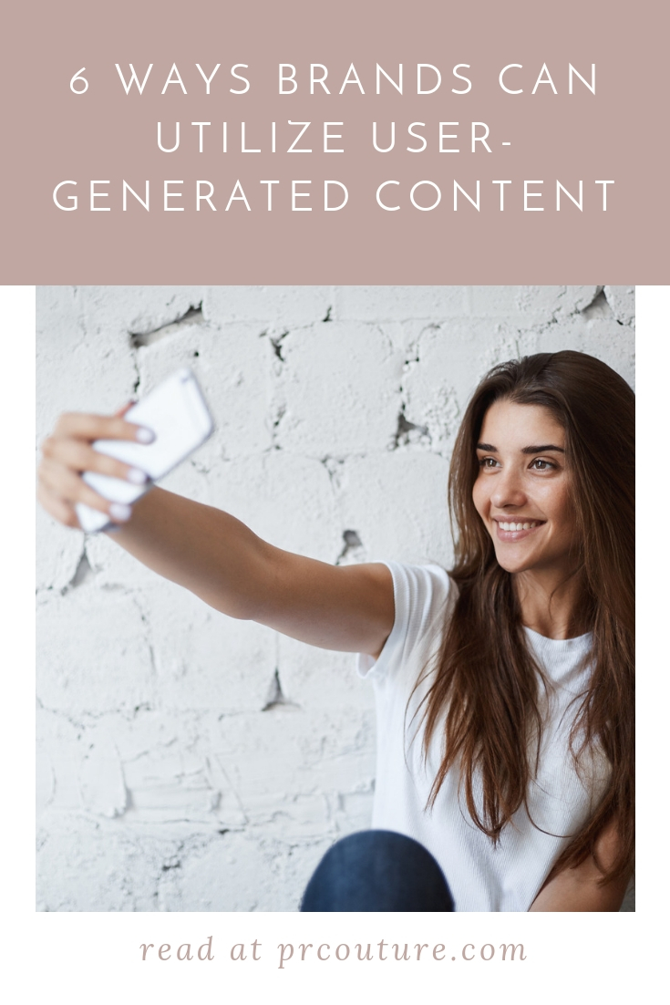 When brands share user-generated content they begin to recreate that authenticity and bring the influencer-consumer-brand relationship full circle.
