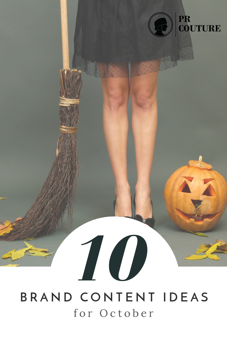 From Mean Girls Day to Showing off your pumpkin-inspired nail art and everywhere in between, we've got you covered for fall social content and pitch ideas