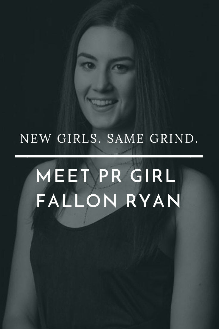 Fallon Ryan gives us a sneak peek into the new season of PR Girl