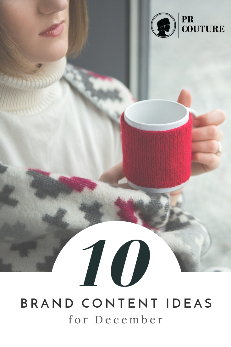 From ugly sweaters to last-minute gifts, we've got you covered for winter social content and pitch ideas.