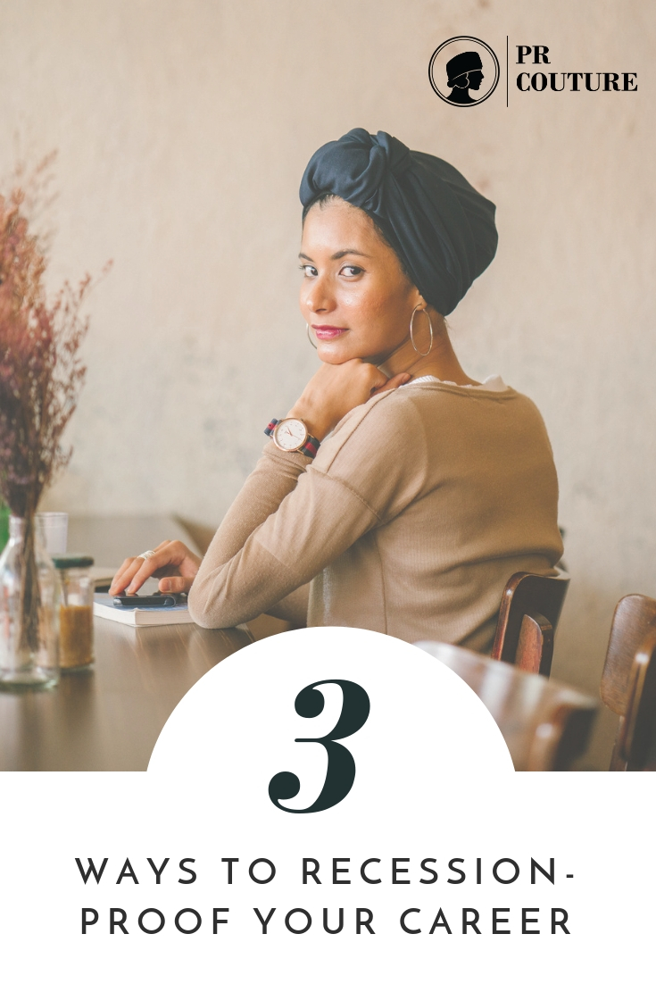 Read these three tips from Tara Newman on how to recession-proof your career