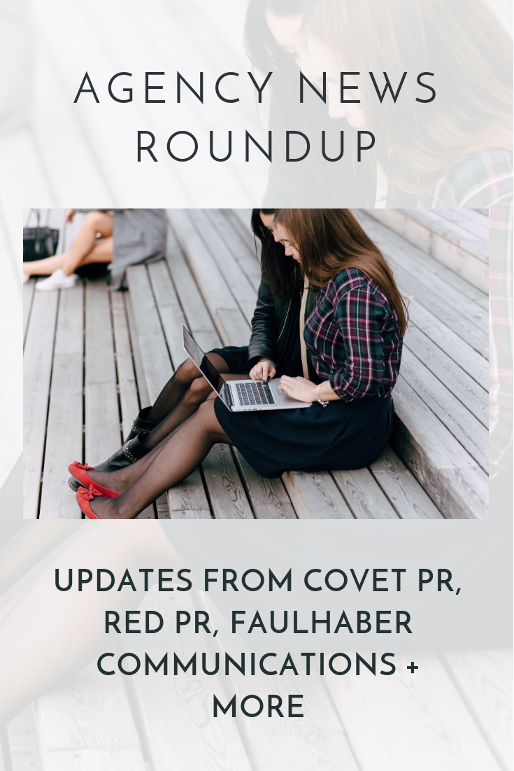 Read the latest in PR industry news in our agency roundup