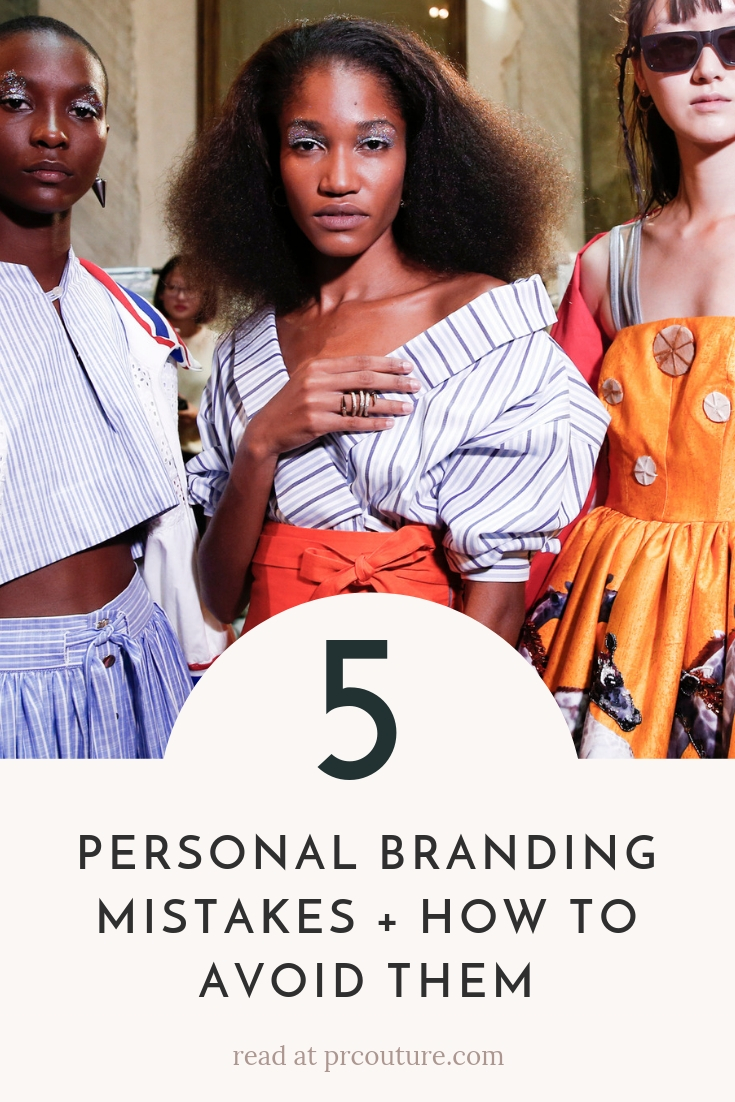Building a personal brand is tough stuff. Here are 5 things to avoid to make sure you aren\'t oversharing