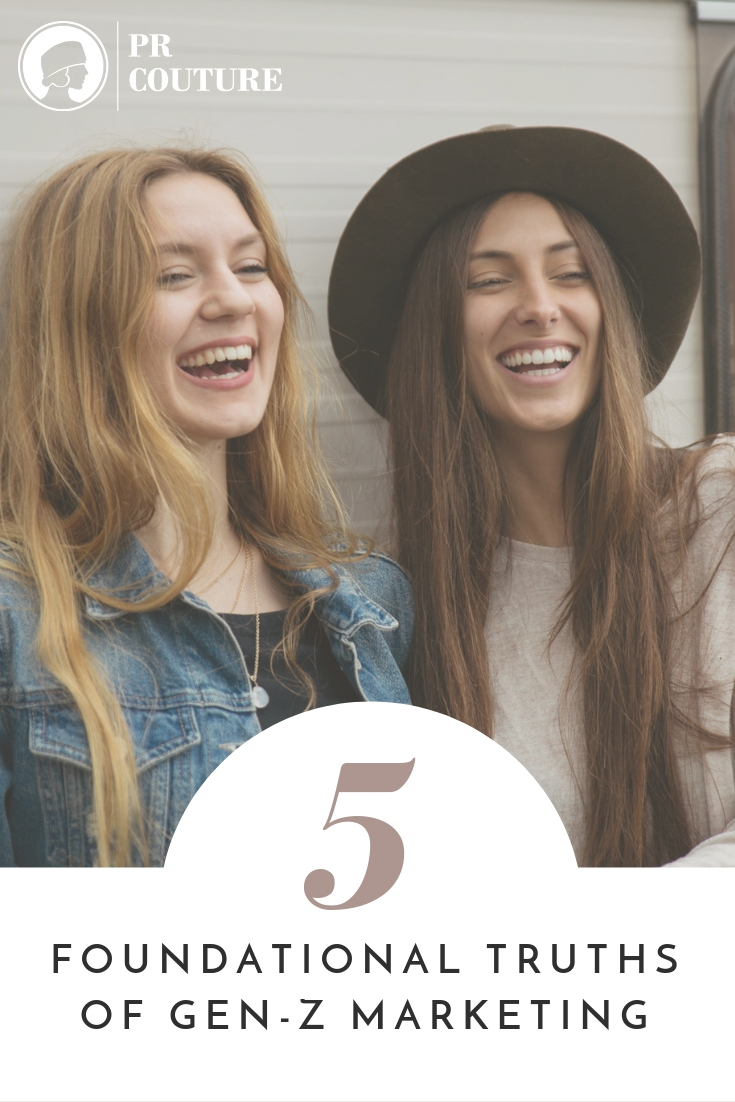 Here are 5 things your brand needs to consider before reaching out to Gen Z audiences.