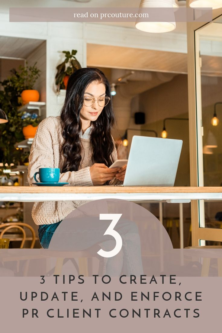 Lawyer-approved tips on how to best create, update, and enforce agency-client contracts, including 3 clauses to make sure you get paid.