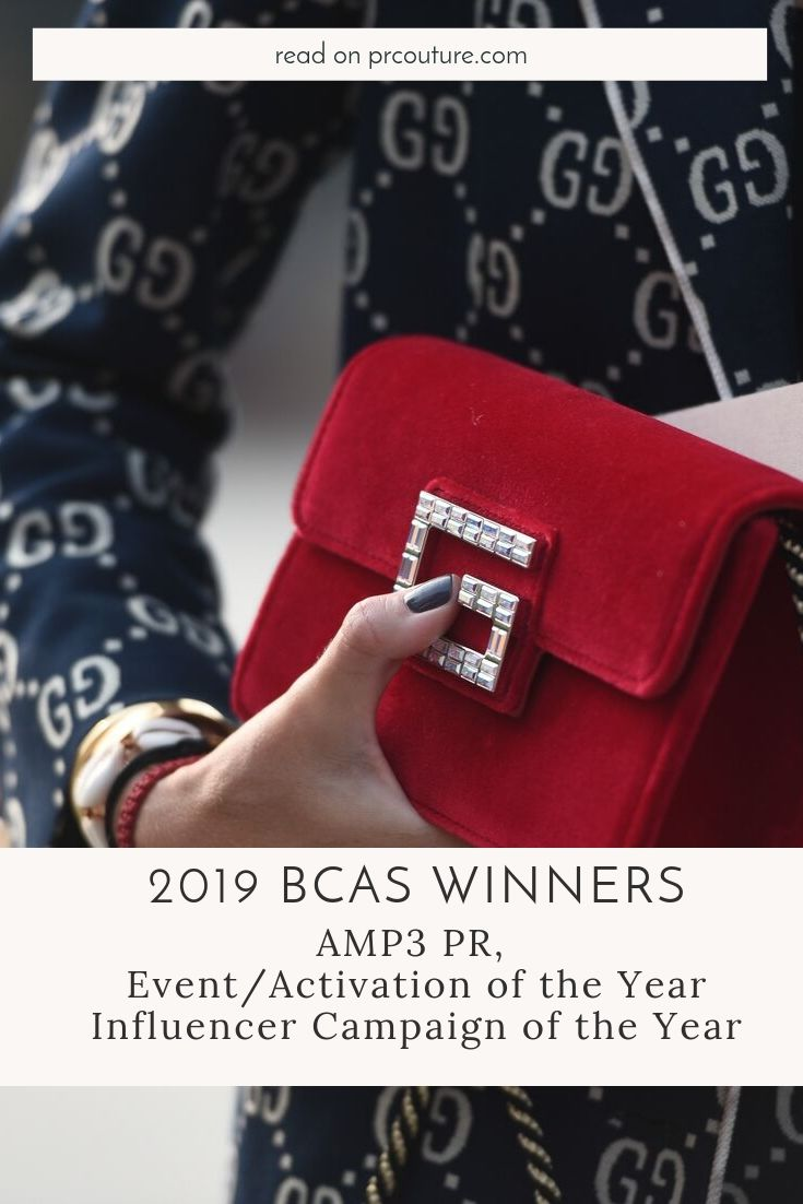 Meet AMP3 PR  our 2019 winners for the Bespoke Communication Awards Event of the Year + Influencer Campaign of the Year.