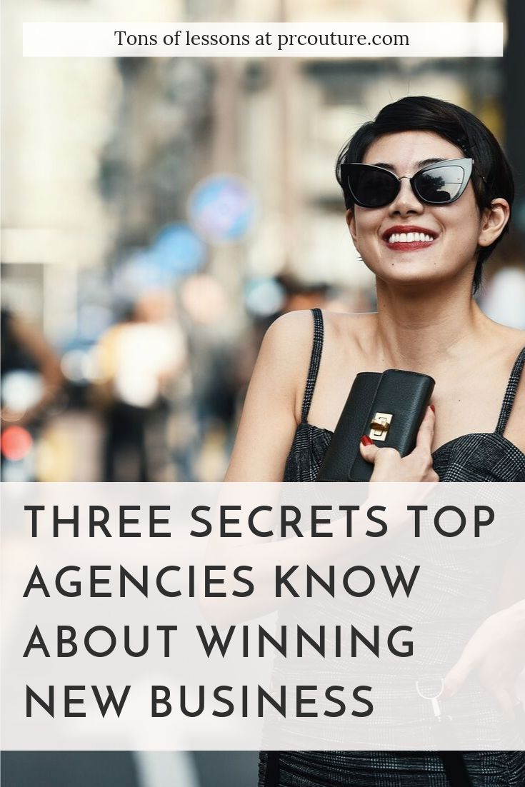 3 Experts Tips to Win More New Client Business from The Pitch Whisperer