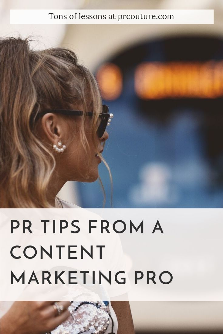3 Lessons from a Content Marketer to Help Boost PR Efforts